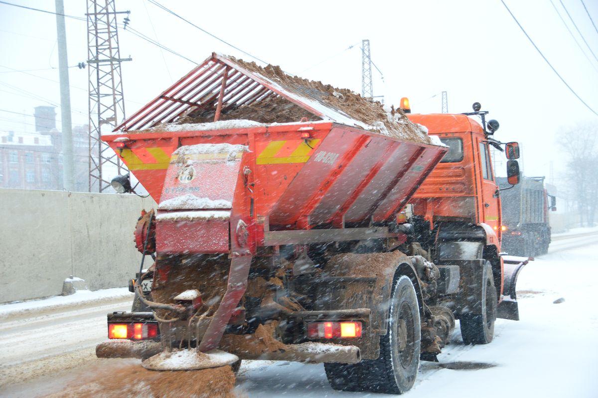 Улицы и дороги Твери круглосуточно расчищают от снега - новости Афанасий