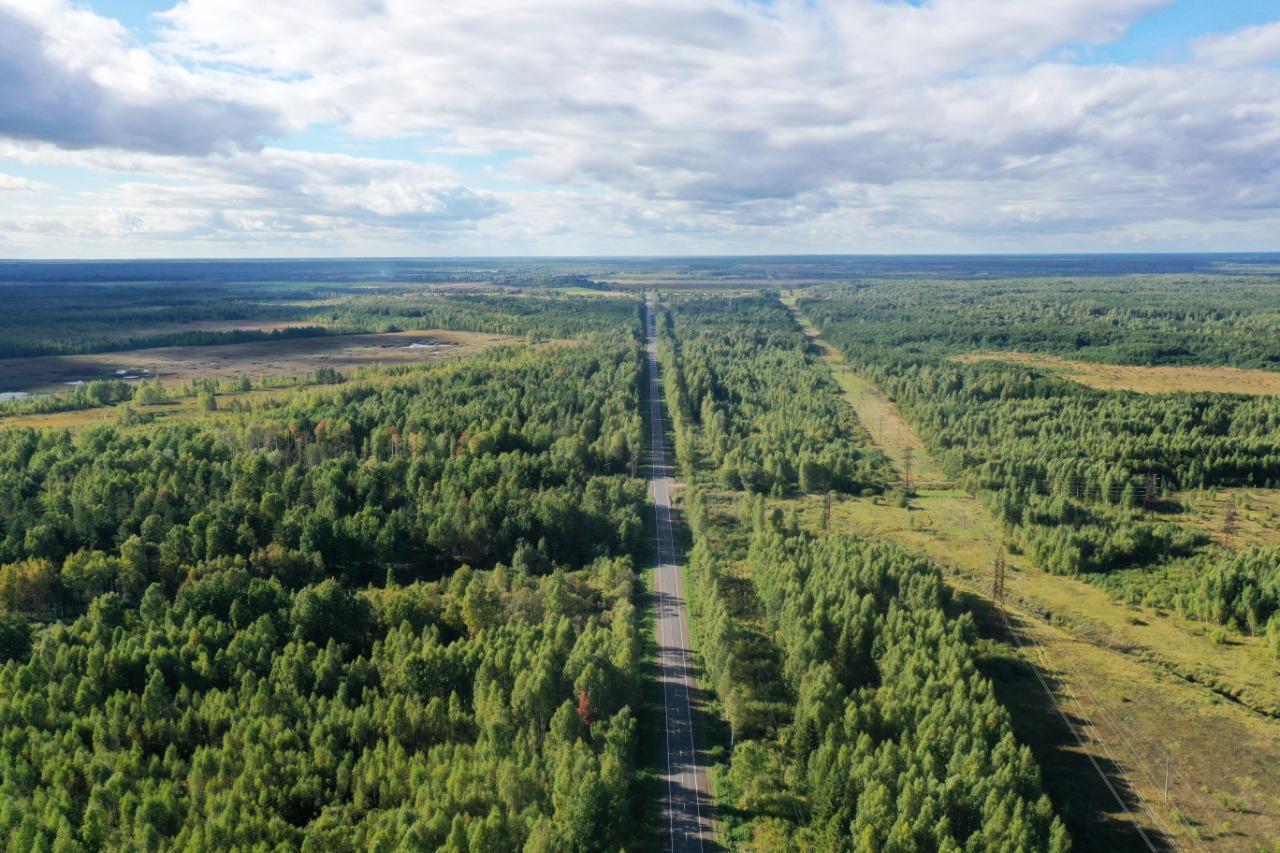В Верхневолжье по нацпроекту отремонтировано 27 км автодороги, соединяющей Тверскую и Московскую области - новости Афанасий