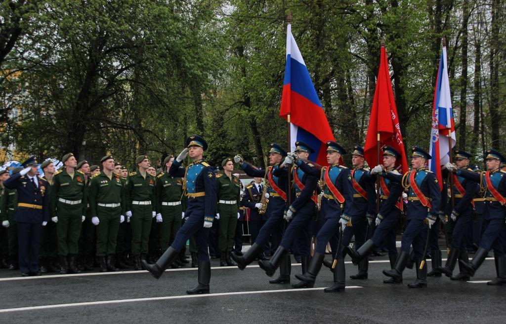 Парад Победы пройдет в Твери и Ржеве - новости Афанасий