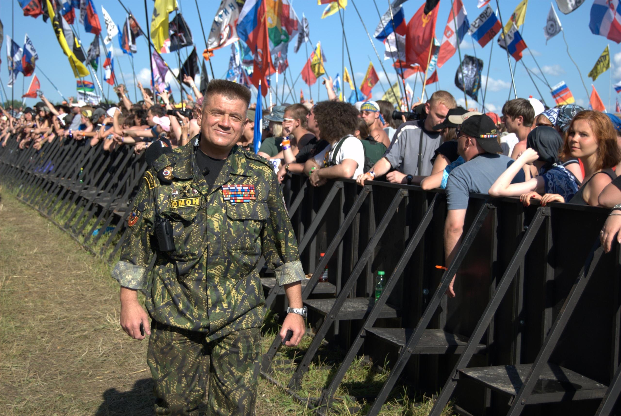 В Твери с почетом проводили на пенсию командира ОМОН - новости Афанасий