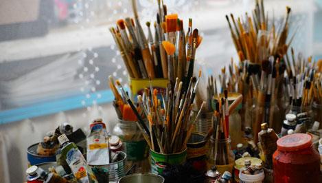 Тверской Союз художников отмечает на этой неделе 75-летие