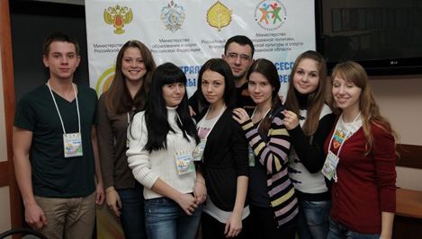 Тверские студенты прошли обучение в Школе студенческой весны
