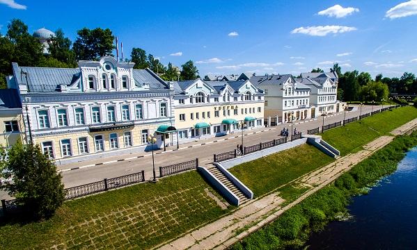 Торжок получил пару миллиардов рублей и шанс на восстановление исторической части города