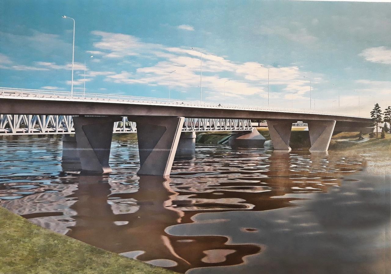 В Твери идет работа по изъятию земельных участков для строительства Западного моста - новости Афанасий