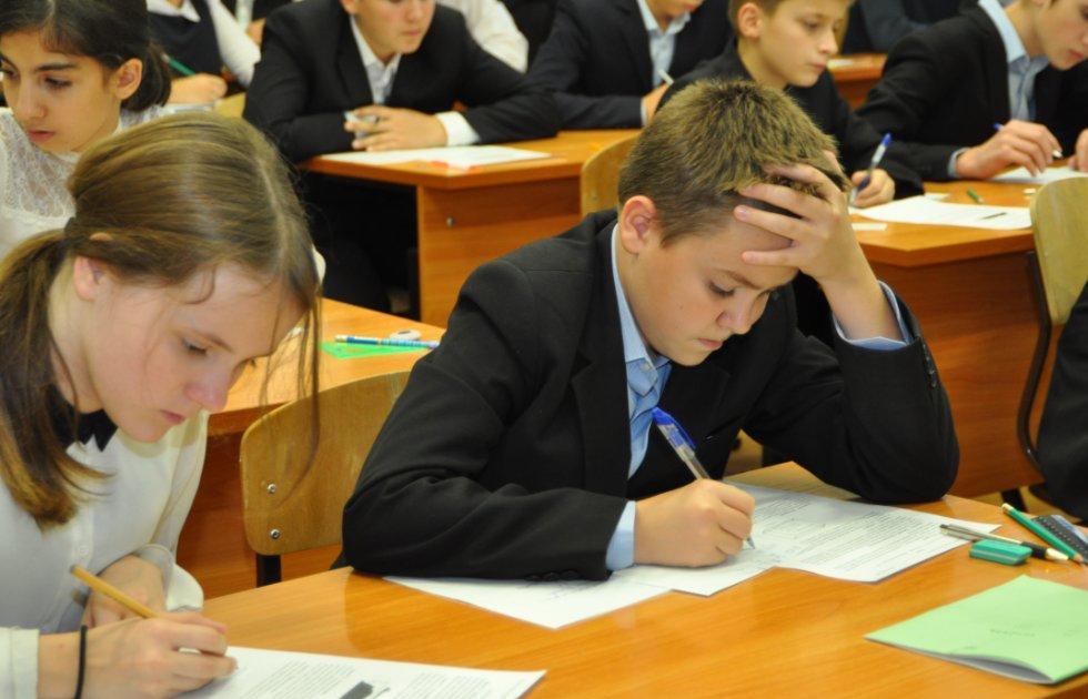 В марте начинаются проверки знаний в российских школах - новости Афанасий
