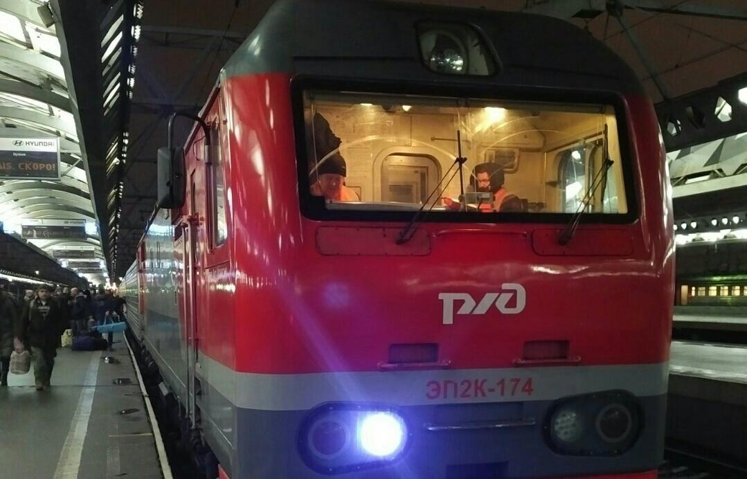 В Тверской области попавшая под поезд женщина лишилась ноги - новости Афанасий