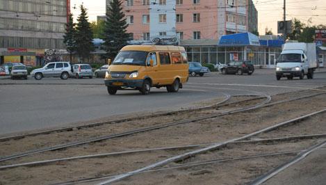 На официальном сайте госзакупок размещен заказ на проведение работ по организации новой схемы дорожного...