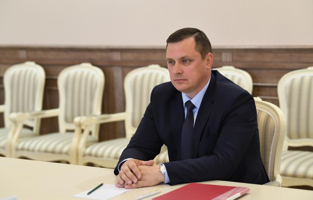Глава Сандовского района стал главой Сандовского муниципального округа - новости Афанасий