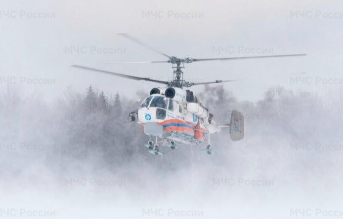 Санитарный вертолет вылетал к больному в Бежецк - новости Афанасий