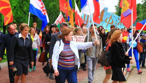 Студенты ТвГУ устроят шествие в честь Дня славянской письменности и культуры