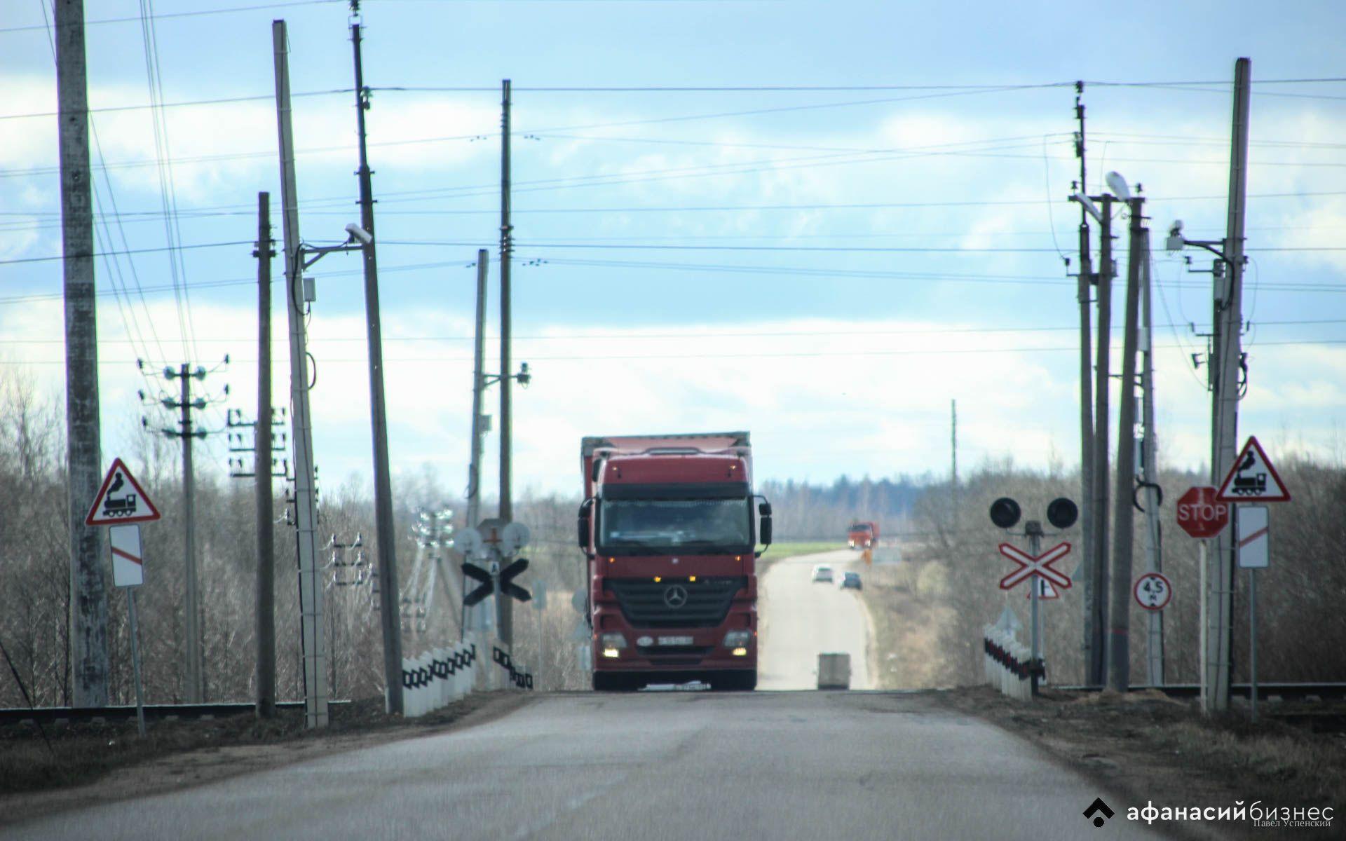 На железнодорожных переездах Тверской области в 2020 году произошло пять ДТП - новости Афанасий