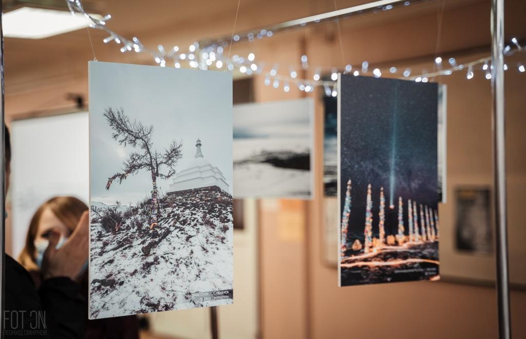 В Политехе открылась фотовыставка «Байкал для каждого» - новости Афанасий