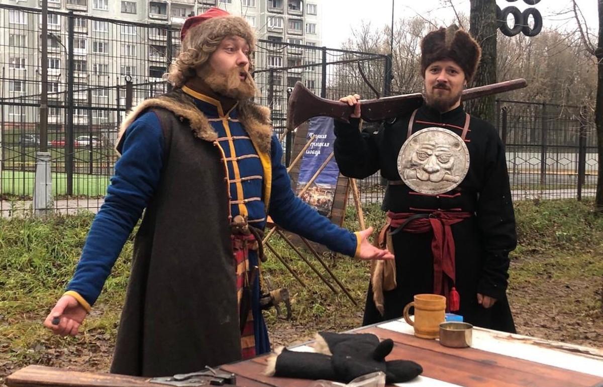 Фестиваль исторической реконструкции пройдет в Твери в День народного единства - новости Афанасий