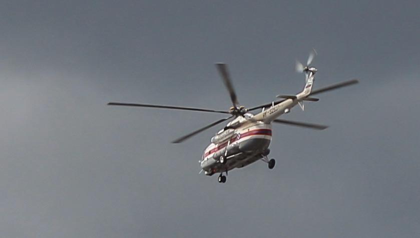 Вертолеты санавиации с начала года спасли более 100 жителей Тверской области