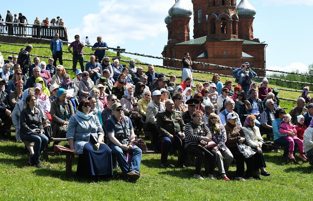 Воспитанники ДК «Пролетарка» примут участие в Волжском крестном ходе