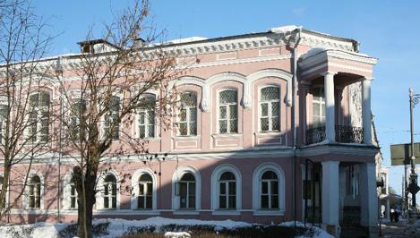 Здание Тверского краеведческого музея отреставрируют за 87 млн. рублей