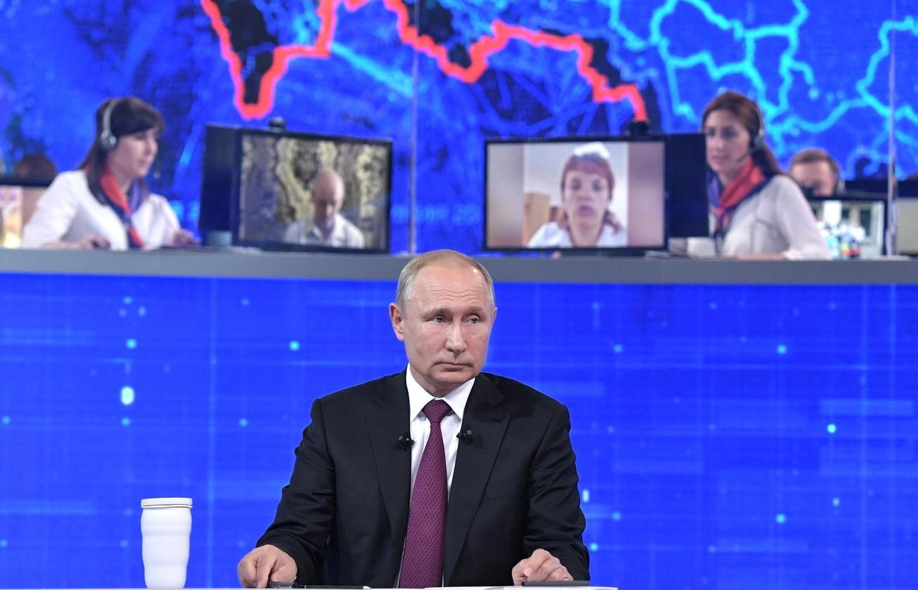 Жители Тверской области смогут задать вопрос президенту на Прямой линии - новости Афанасий