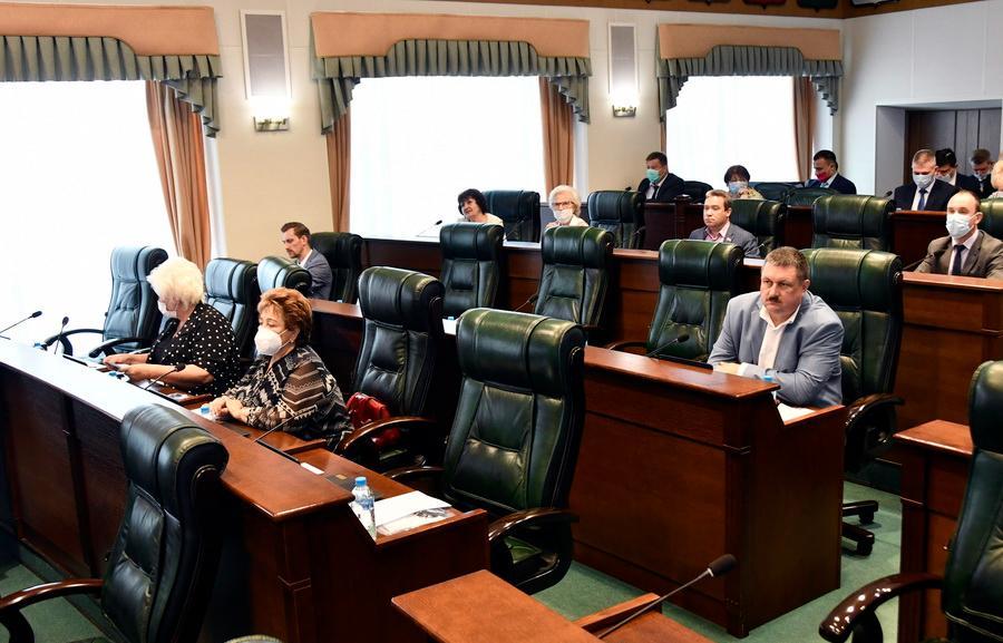 Назначены выборы губернатора и депутатов Законодательного Собрания Тверской области