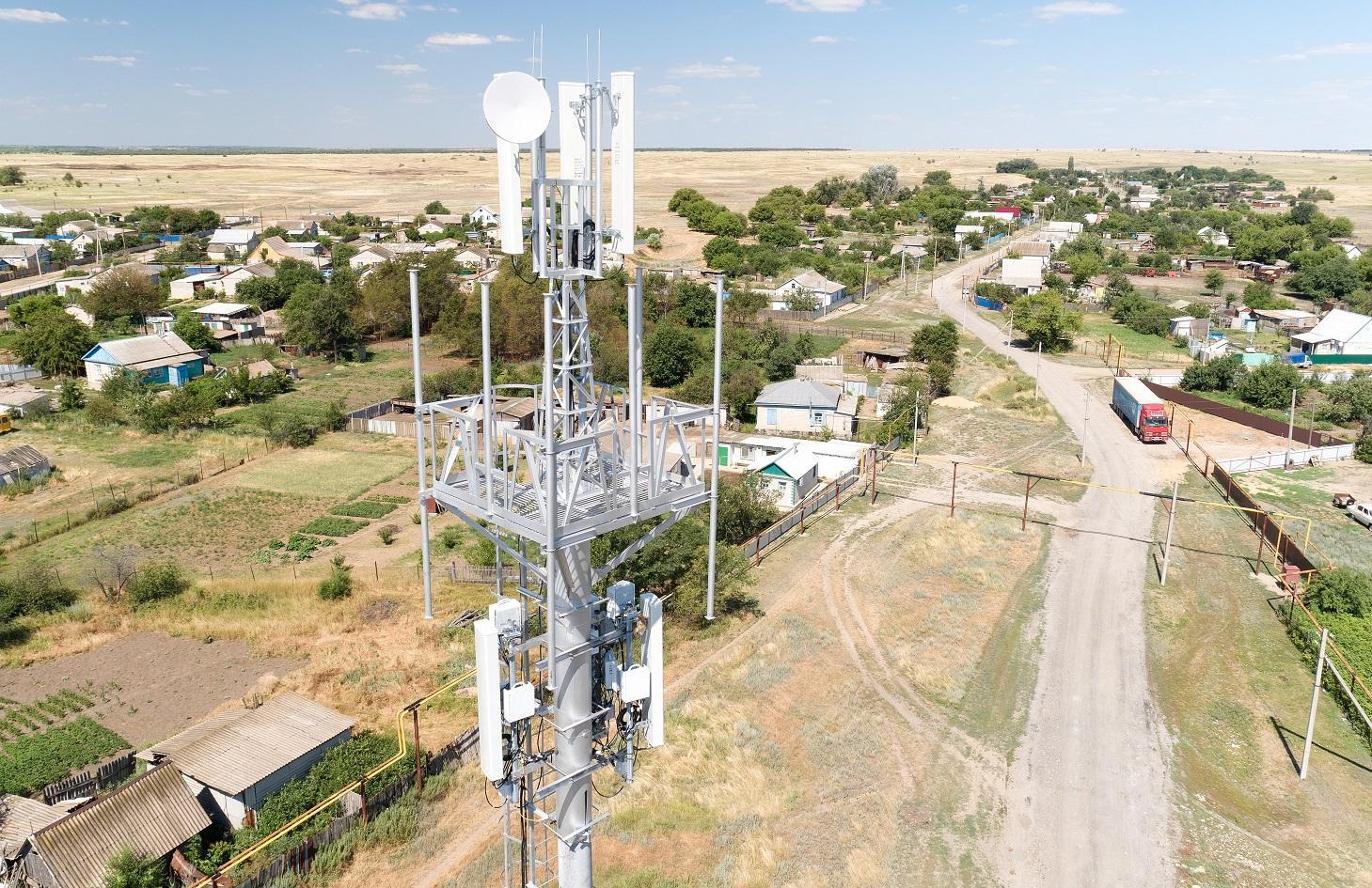 Тверские базовые станции Tele2 готовят к стандарту 5G