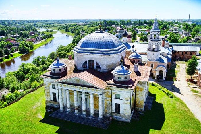 В Тверской области потратят 38 млн рублей на проект реставрации монастыря