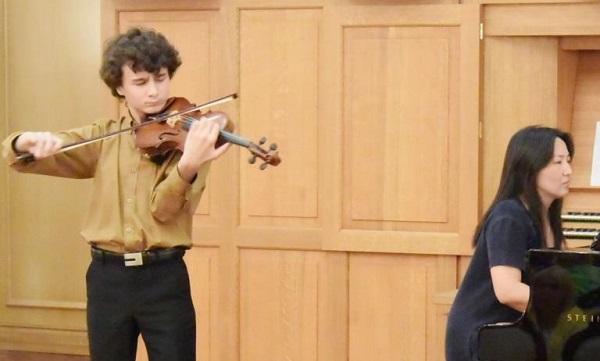 Всероссийский конкурс юных скрипачей пройдет в Твери