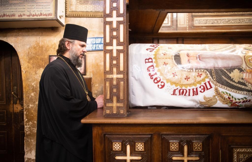 Митрополит Амвросий: Подготовиться к встрече с Бесконечно Другим - новости Афанасий