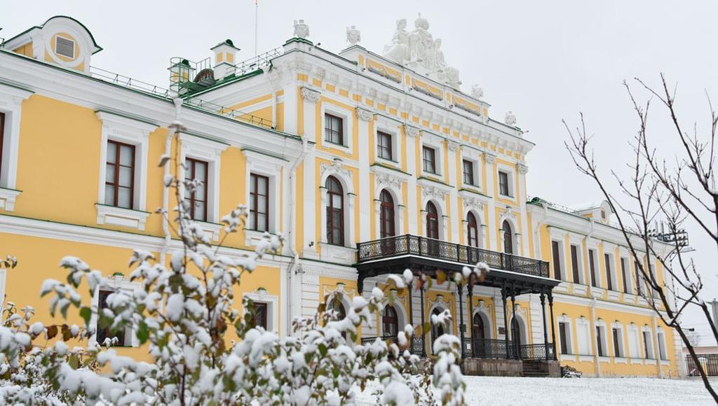 Сад Тверского императорского дворца закрылся до весны - новости Афанасий