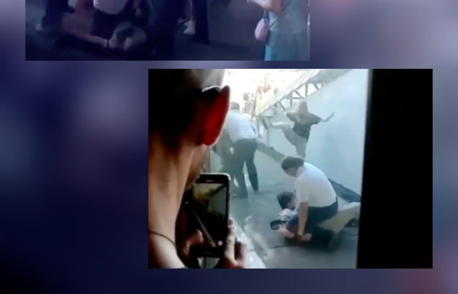 В электричке Москва — Тверь безбилетники распылили перцовый баллончик и напали на контролеров / фото, видео - новости Афанасий
