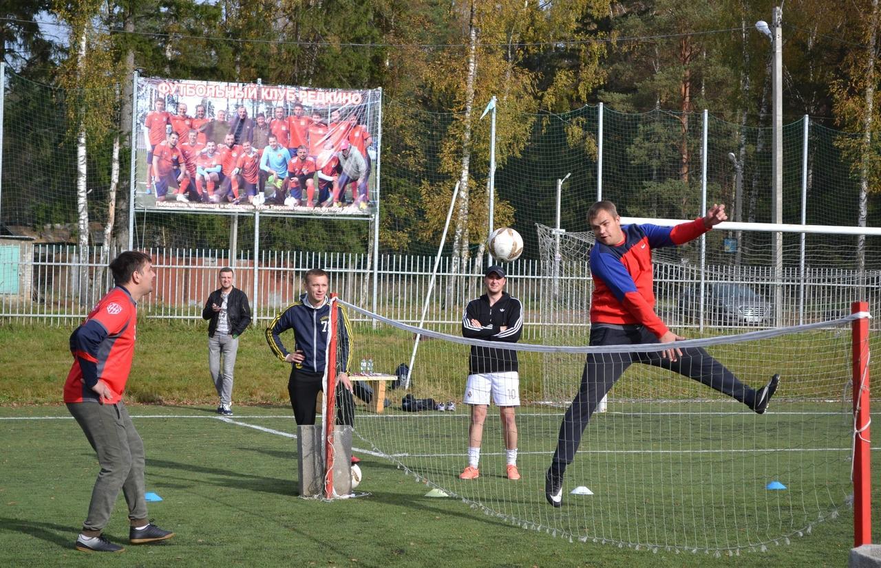 В Тверской области играют в теннисбол - новости Афанасий