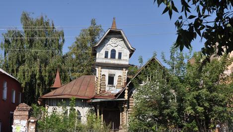 В Кимрах продают местную достопримечательность – дом купца Лужина