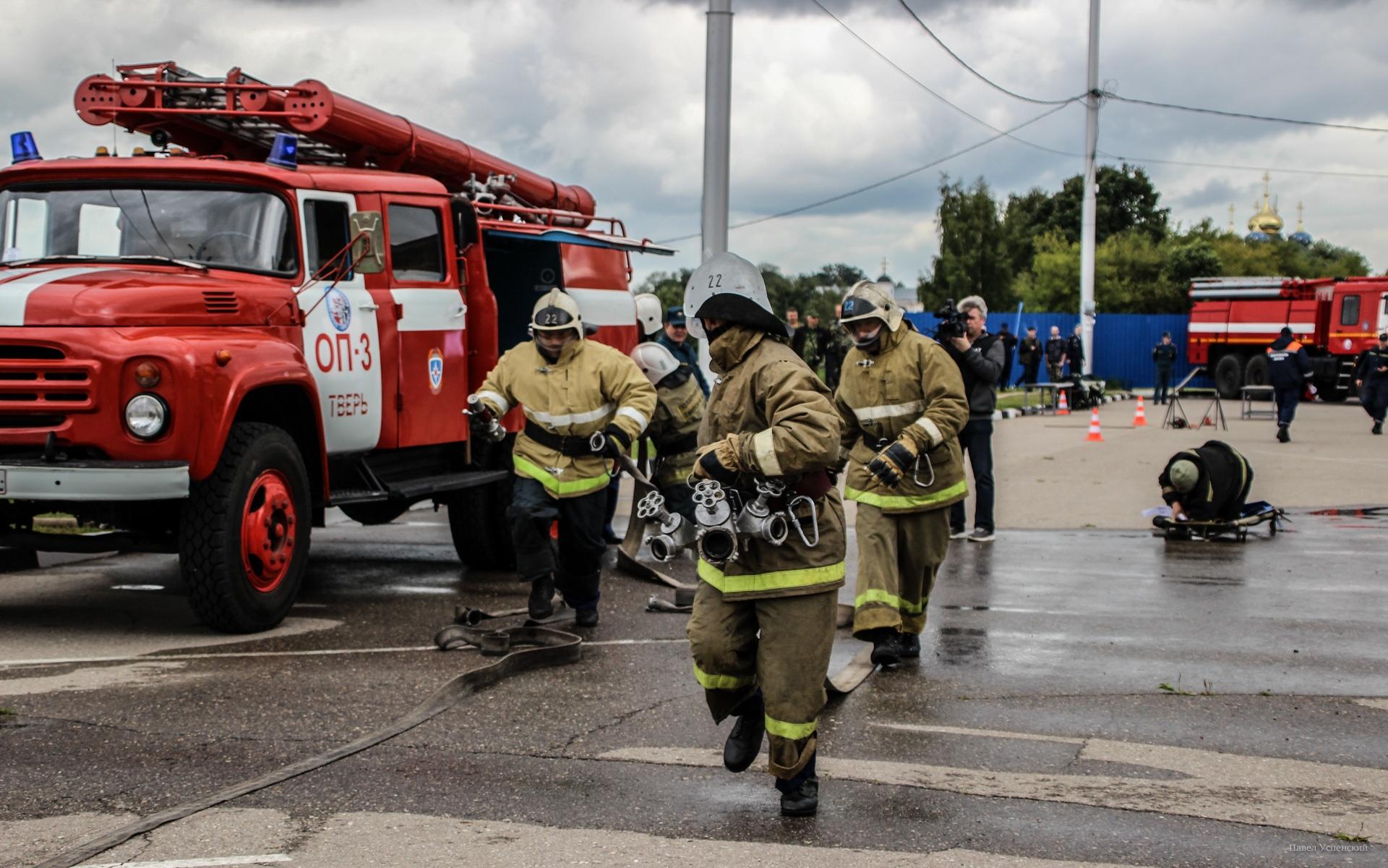 В селах и деревнях пожарные спасатели получили высокоскоростной интернет для работы