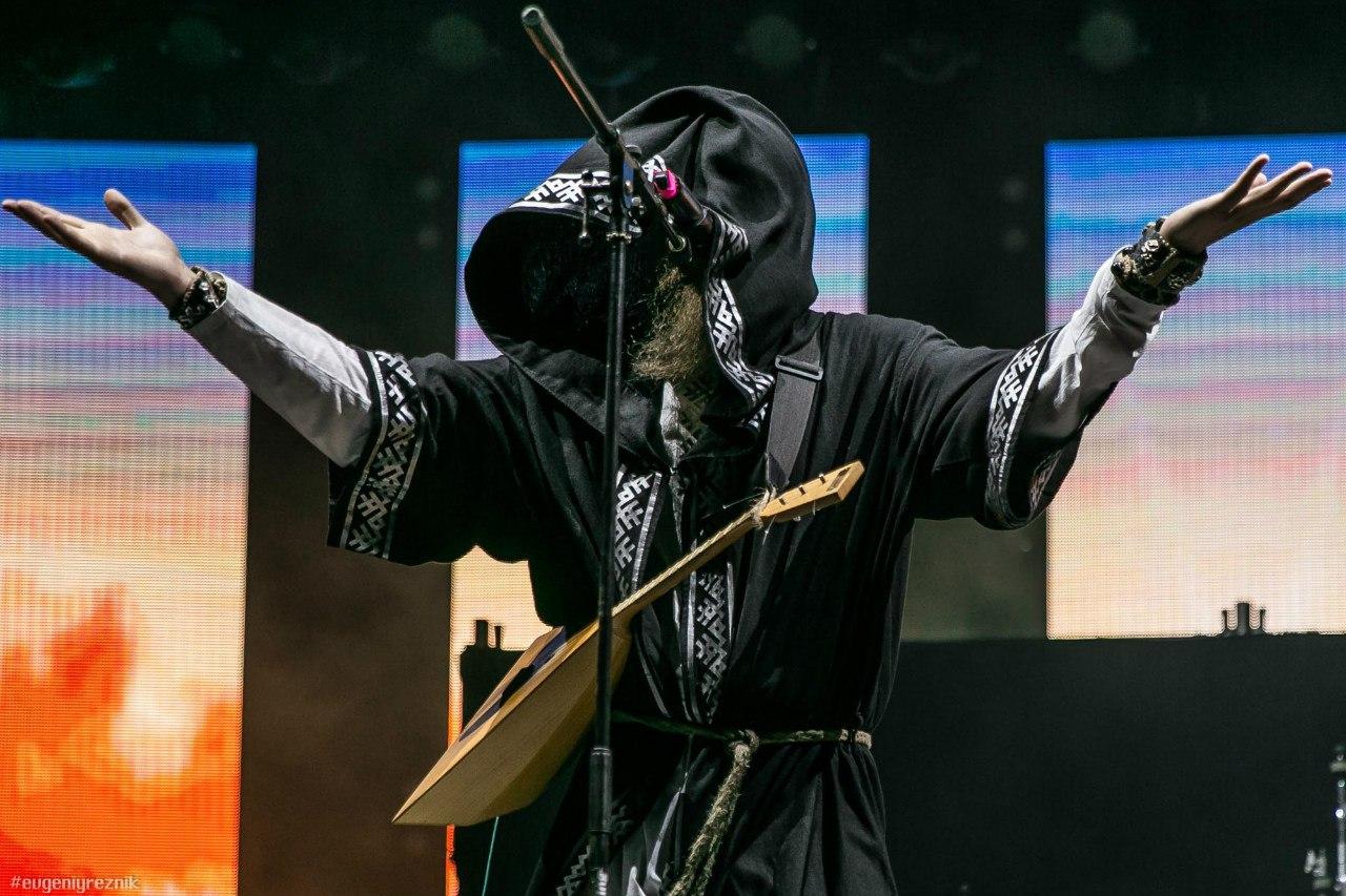 В Твери с презентацией нового альбома  «Плясать. Петь.»  выступит «Нейромонах Феофан»