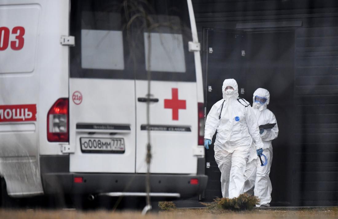 Бригады скорой помощи в самых зараженных районах Тверской области получат статус инфекционных - новости Афанасий