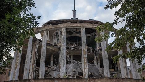 В Твери при восстановлении Речного вокзала не забудут про Отроч монастырь