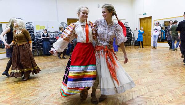 Деревенский оркестр «Отава Ё» приглашает всех жителей Твери на танцевальную вечеринку