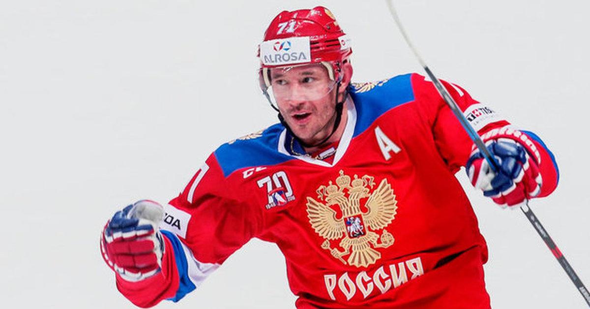 Илья Ковальчук назван одним из лучших русских хоккеистов в истории НХЛ - новости Афанасий