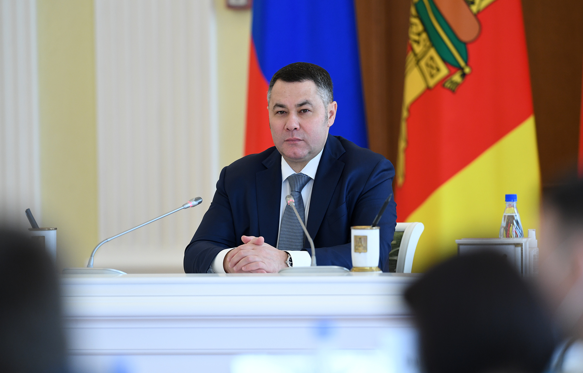 Для шести муниципалитетов Тверской области разработают индивидуальные программы развития - новости Афанасий