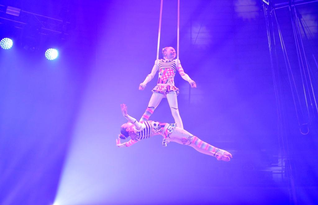 В Твери прошел Международный детский и молодежный фестиваль циркового искусства  - новости Афанасий