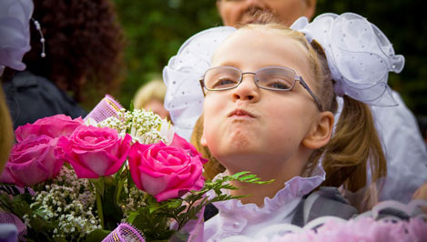 В Тверской области 1 сентября школы примут 12 828 первоклашек