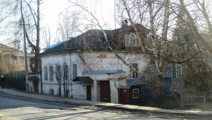 В этом году «томсойеровцы» отремонтируют в Кимрах фасад 127-летнего дома
