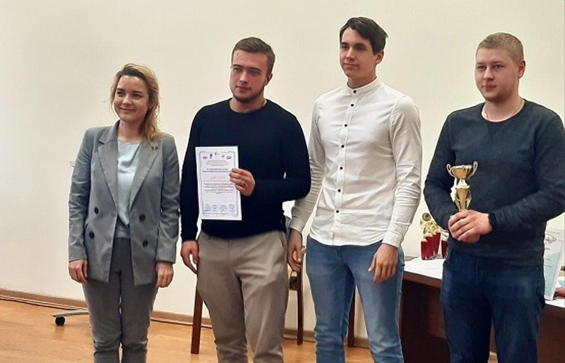 Молодые изобретатели и рационализаторы ТвГТУ получили награды специализированной выставки  - новости Афанасий