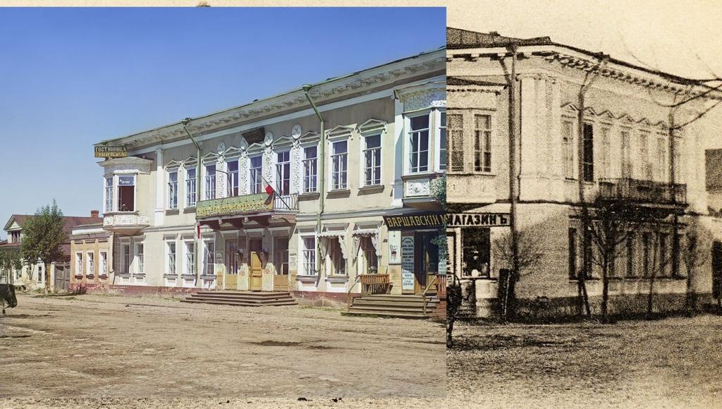 Для «Гостиницы Пожарских» в Торжке Тверской области разработали ансамбль исторических вывесок