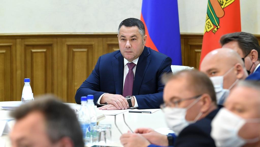 В Тверской области для пациентов с коронавирусной инфекцией при необходимости могут использовать 2366 койки - новости Афанасий