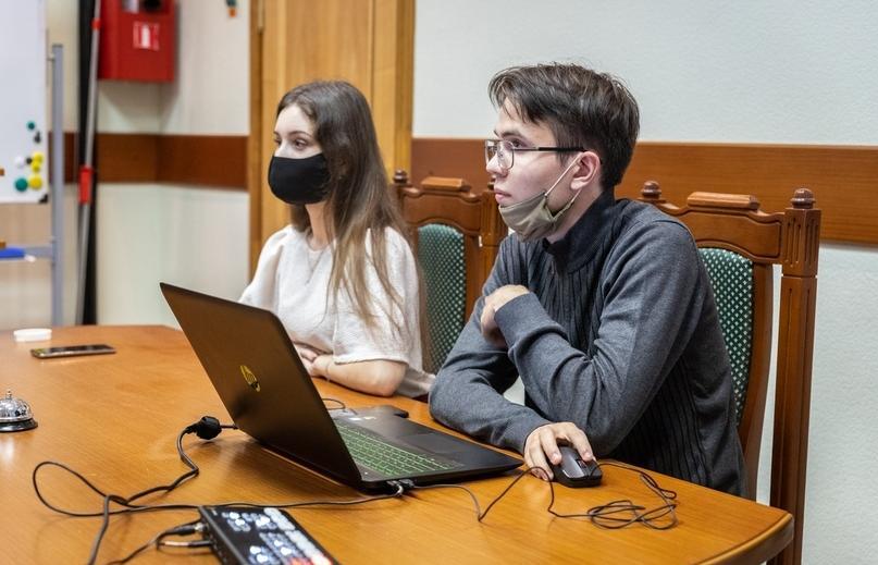 Студенты Политеха принимают участие во Всероссийском акселераторе социальных инициатив - новости Афанасий