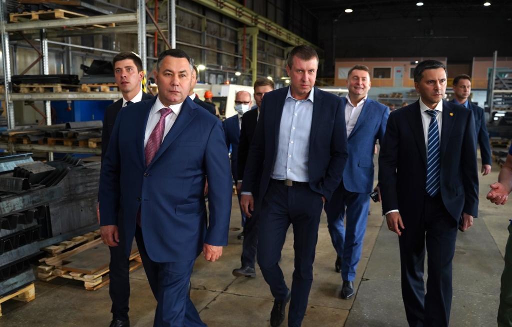 С точки зрения экономики. Что изменилось в Тверской области за 4 года - новости Афанасий
