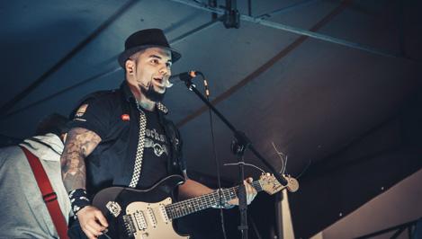Музыкальный фестиваль «Открытый Политех» вновь собрал тверских любителей рока