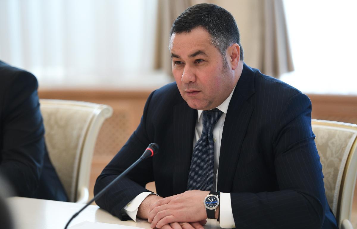 Игорь Руденя получил кресло в президиуме Госсовета