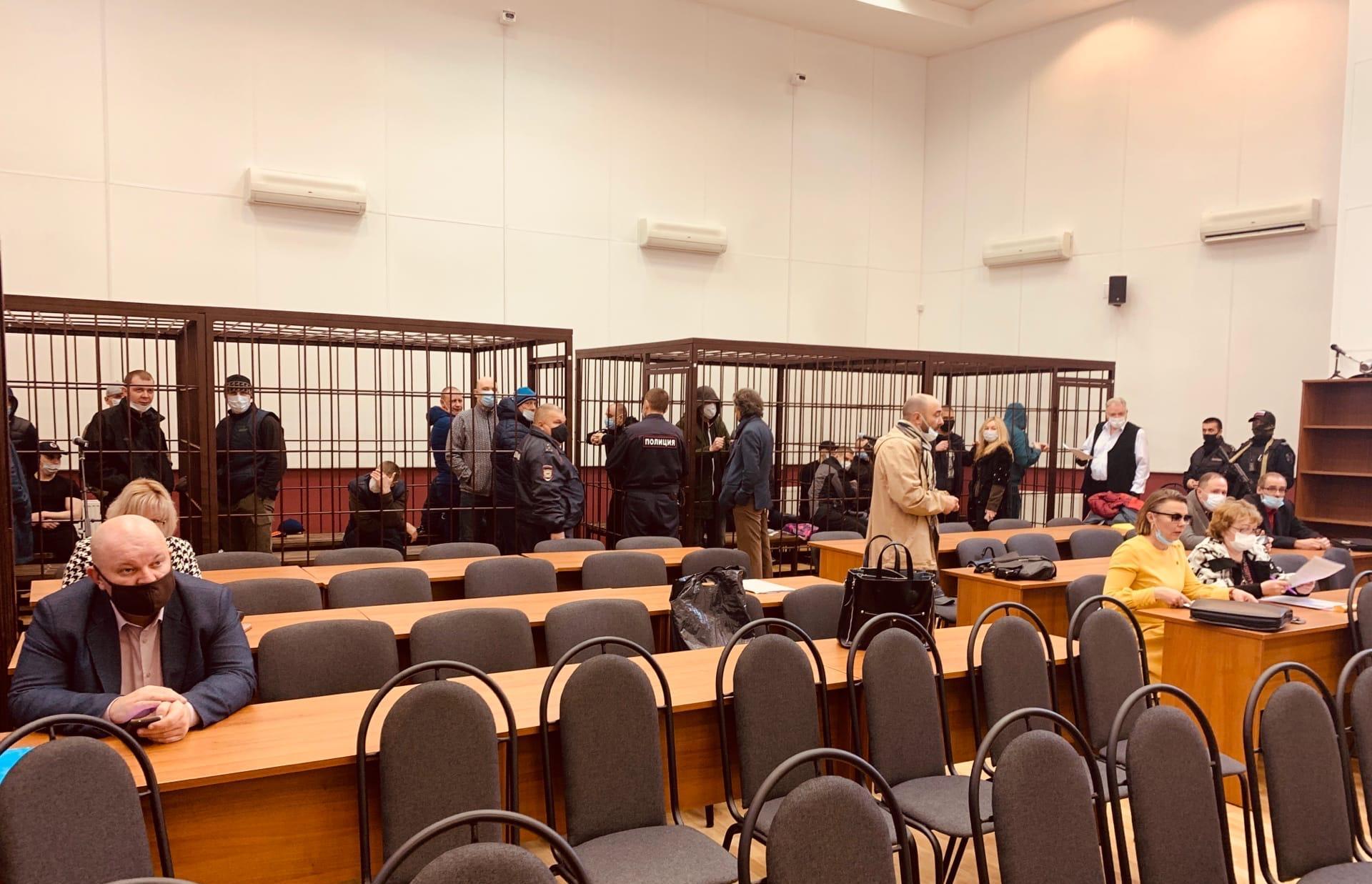 В Твери начался суд над бандой железнодорожников, которая грабила поезда - новости Афанасий