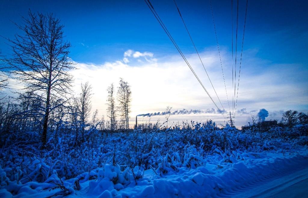 «Желтый уровень» опасности объявлен в Тверской области из-за морозов - новости Афанасий