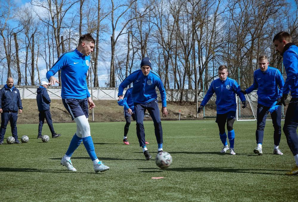 Игорь Руденя поздравил футбольный клуб «Тверь» с первой годовщиной создания - новости Афанасий